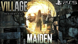 RESIDENT EVIL 8 VILLAGE - Gameplay Maiden Demo Walkthrough PS5